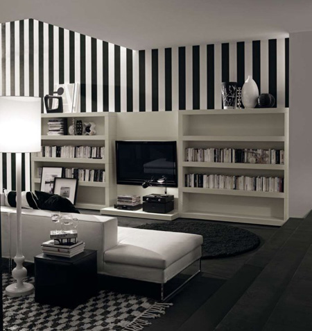 Best Luxury  Interior Design on Black and White Mobileffe