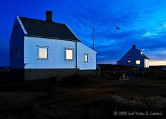 Hus p Store Torungen (Juel Victor) Tags: hus solnedgang