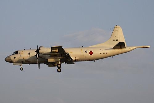 JMSDF P-3C(5034)