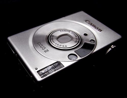 Canon Ixus II (APS)