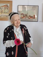 M.W. Dinu la vernisajul expo. de la Muzeul de Arta Constanta_oct. 2008