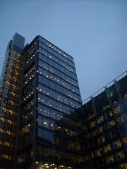 near london wall iv (tetrachromacy) Tags: city uk england urban london art architecture facade buildings office icons skyscrapers britain symbols londonist daiwa squaremile