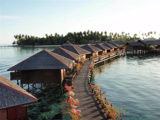 Sipadan Water Village Mabul