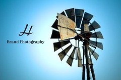 H Brand photography windmill Dec 09 copy (h brand photography) Tags: art western ranchart hbrand fineartfinephotography
