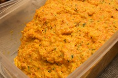 carrot dip by bec