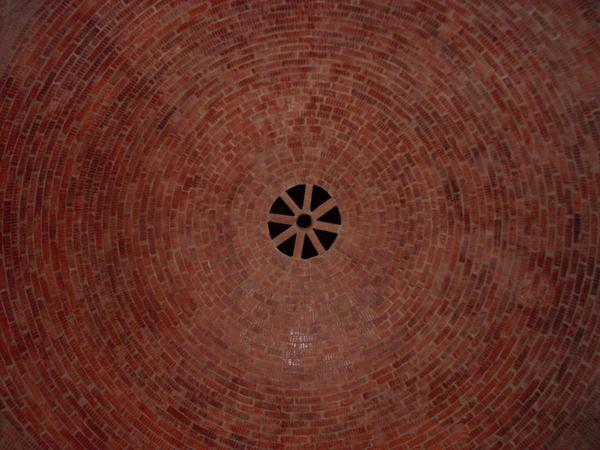 brick vault of Dahab heaven