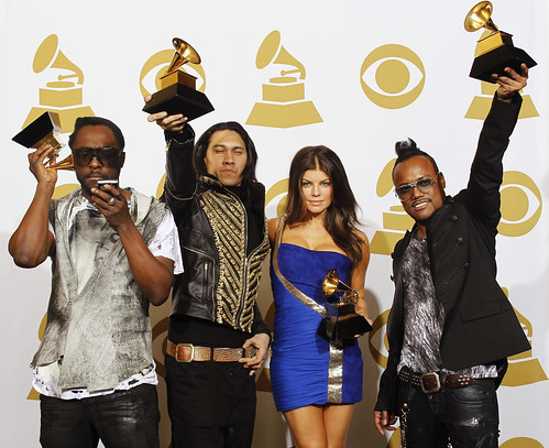 Black Eyed Peas Grammy 2010