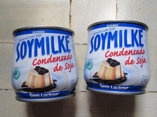 Condensed Soy Milk