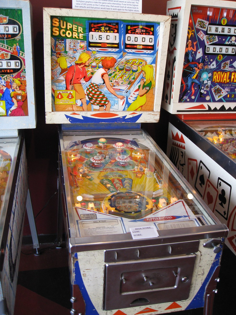 Pinball paradise is found in New Jersey - ESPN