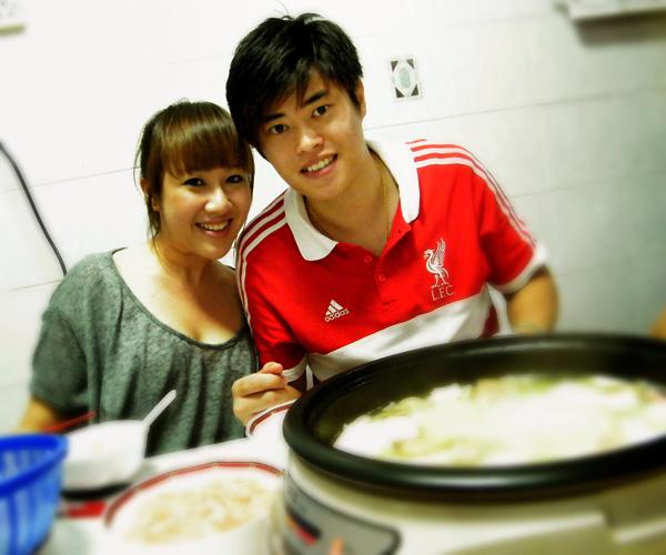 Diana & Zhi Wei