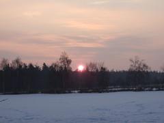 Ein kalter Winterabend bei uns zuhause (feuermelder2009) Tags: winter oldenburg wildenloh