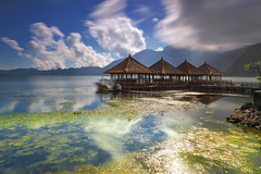 Good morning Kedisan (tropicaLiving - Jessy Eykendorp) Tags: bali canon indonesia landscape manmade lakebatur kintamani kedisan eos50d jessyce