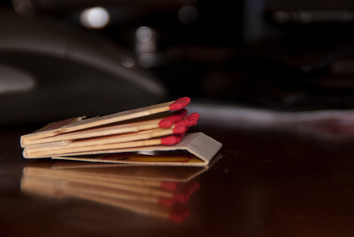 Day #57 - Matches