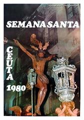 CARTEL SEMANA SANTA 1980