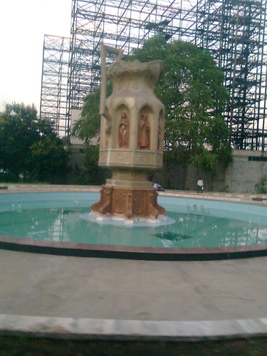 jug fountain@ Ramoji