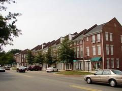 downtown Cornelius, NC (via 4charlotte.com)