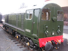 DSCN4954 - BR Class 20 D8059 (SVREnthusiast) Tags: severnvalleyrailway svr severnvalley severn valley railway brclass20d8059 br class20 d8059