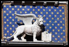 Stars of Narnia (Erinys) Tags: venice italy stars mosaic venezia 2010 stmarkssquare veneto wingedlion erinys stmarksclocktower stmarkslion