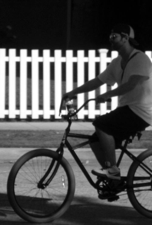 pep beach cruiser-bw