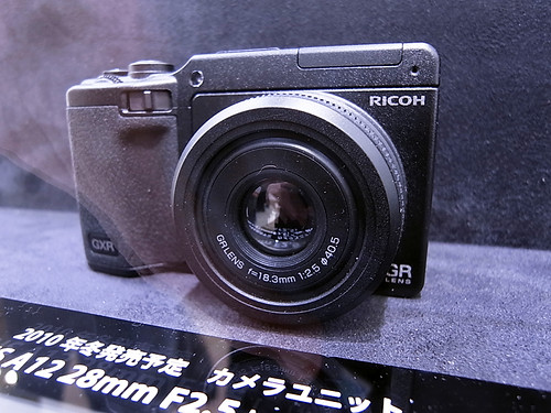 RICOH GXR A12 28mm F2.5 unit