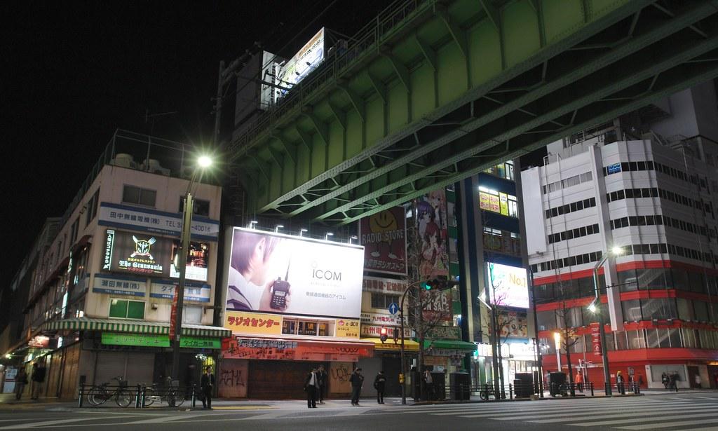 Akihabara crossroad (SL-40ZSC testshot)