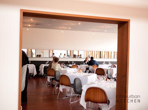 Redd Dining room