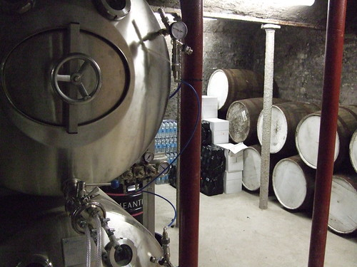 The Old Brewery cellar