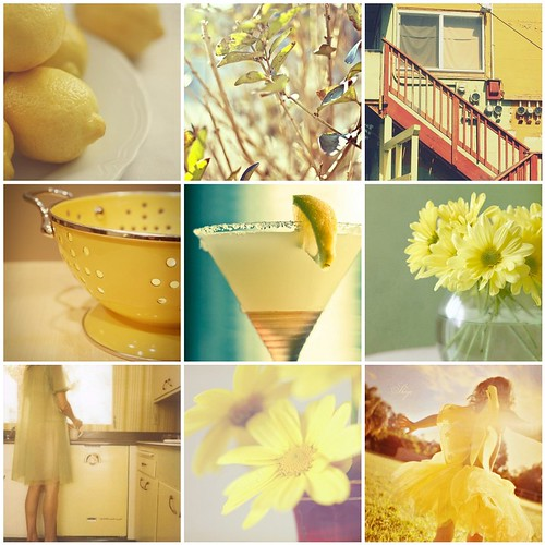 Things I love Thursdays! - Mellow Yellow