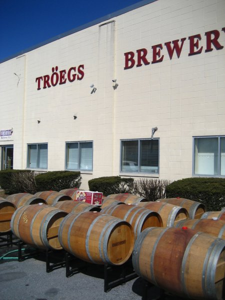 Troegs Splinter Gold – Coming in 2 Years