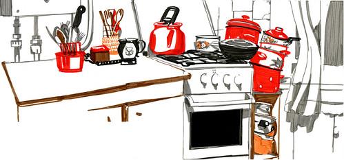 Novgorod kitchen
