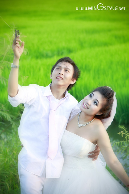 My customer: Wedding anh Ken - chị Uyên