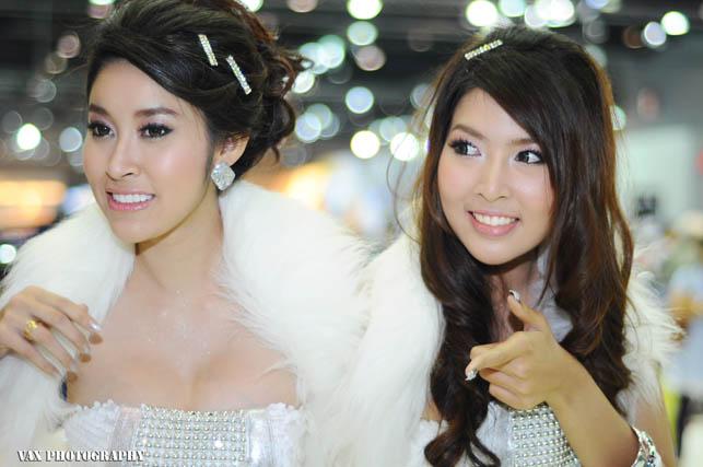 Bangkok Motor show girls 01