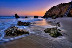 El Matador, Malibu sunset