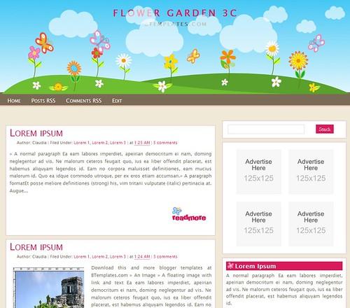 Flower Garden 3c