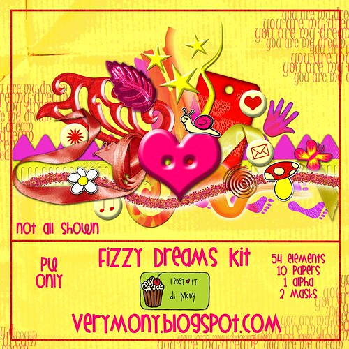 ViolaMoni Frebbie - Fizzy Dreams Kit