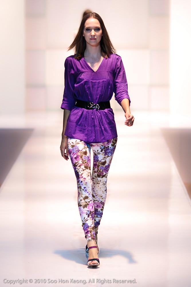 Spring Summer Fashion Show - Pavilion Pit Stop - Jaspal @ Pavilion, KL, Malaysia
