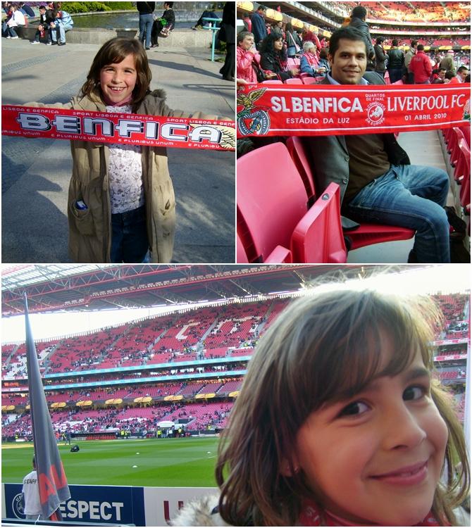 Benfica-Liverpool