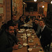 Dining, Egyptian style (Group photo at restaurant.jpg)