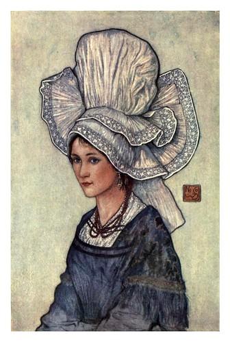 001-Un sombrero para fiestas-Normandy-1905- Ilustrado por Nico Jugman