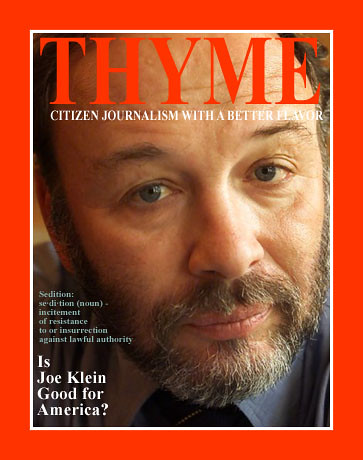 THYME Magazine, Volume II, Issue XVIA