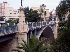 Elche. Puente de Altamira