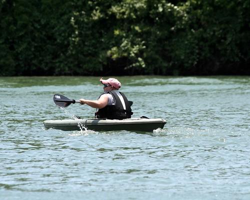Wil Kayaking 1