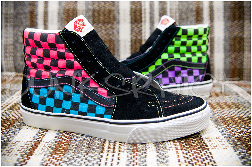 Checker Van Customs(Done by me)