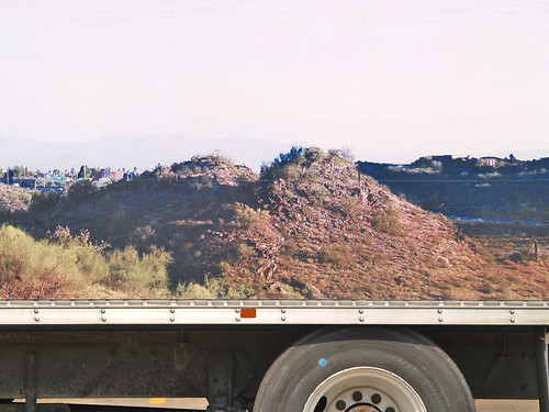 truck landscape