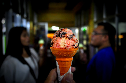 Fruits in Ice Cream UP Diliman