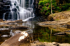 Chewacla State Park Waterfall (scottfillmer) Tags: statepark park water waterfall spring alabama may auburn chewacla