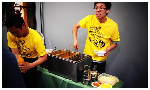 Curry for #swtokyo