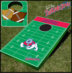 Fresno Bean Bag Toss Game