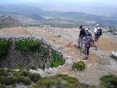 Das Schneehaus am Puig Tomir