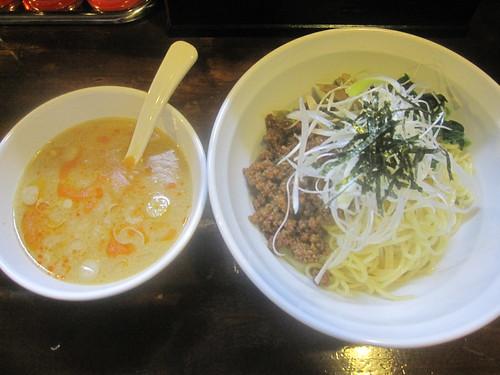 つけ担々麺@麺ダイニング吉(桜台)